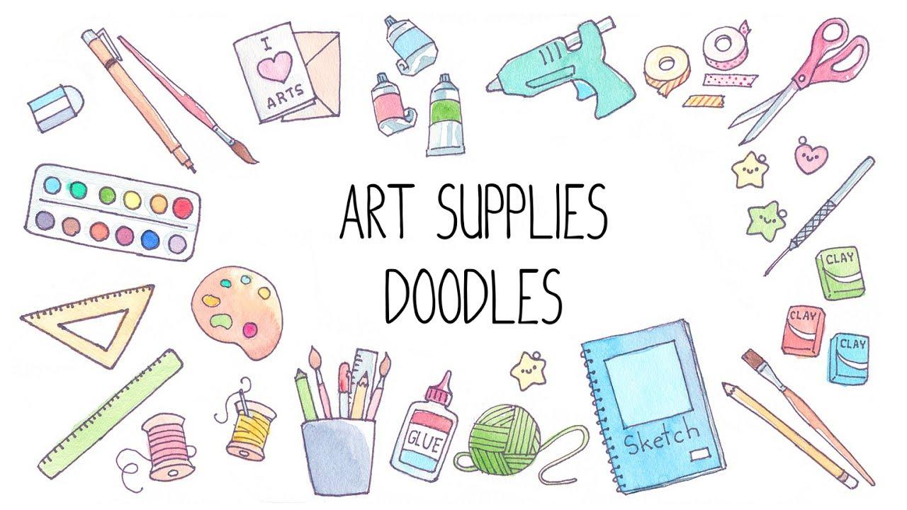 Doodle doodles kawaii
