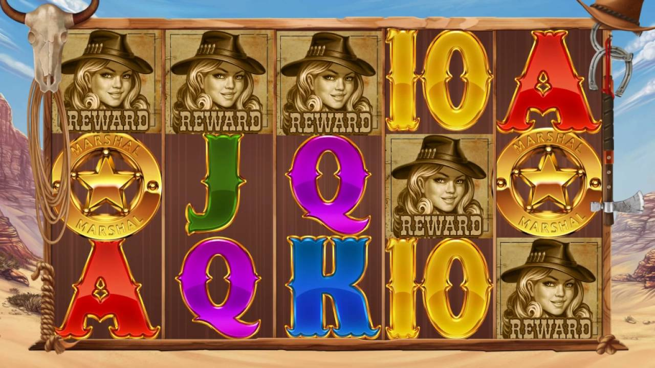 Cowboy Slot Machines