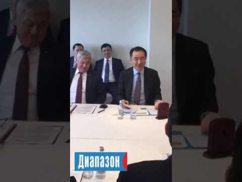 Сагинтаев и Кулибаев о проблемах казахстанских перевозчиках