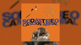 Soda Stereo - Canción Animal (1990) (Álbum Completo)