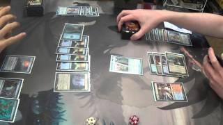 Modern Magic — Mono Blue Polymorph vs. Grixis Twin — Rematch #2