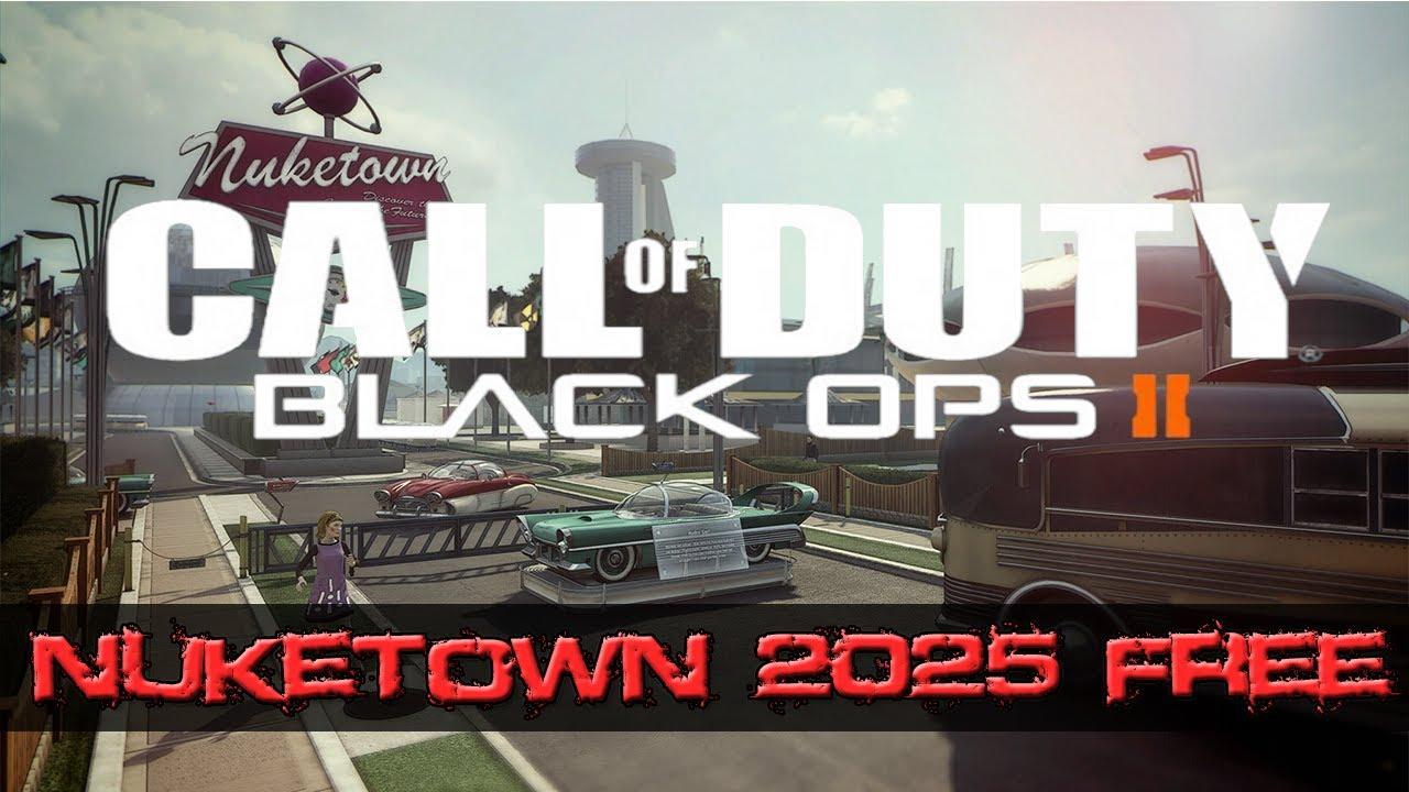 Black Ops 2: Nuketown ...