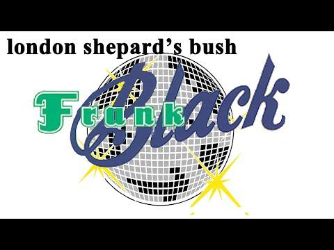 Frank Black and the Catholics Shepard's Bush London '03