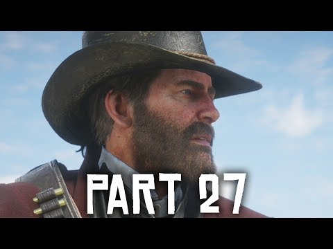 RED DEAD REDEMPTION 2 Walkthrough Part 27 - BLESSED ARE THE PEACEMAKERS