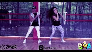 Amigos Con Derechos- Reik, Maluma Zumba Fitness James Diaz