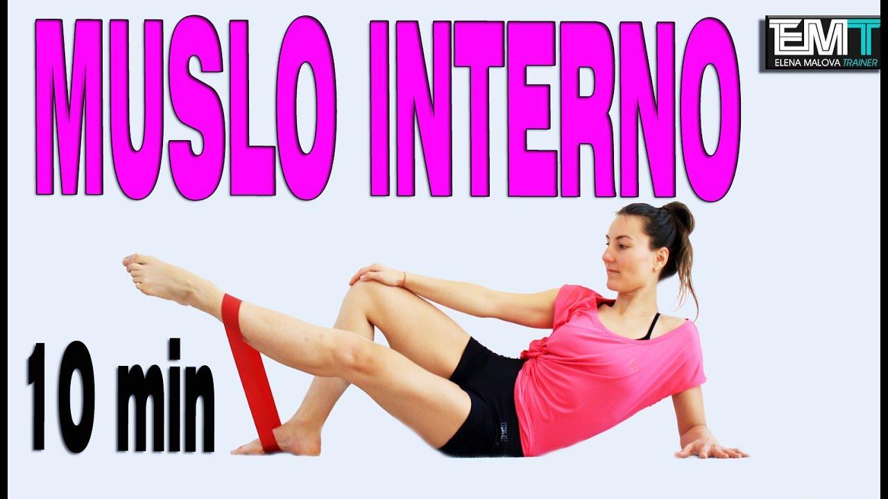 ejercicios para adelgazar aductores del cuerpo