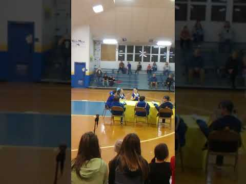 Lip sync at doyline high school
