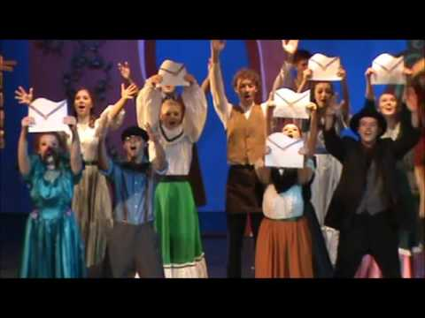 F-J PRODUCTIONS: CINDERELLA LHS SIOUX FALLS SD MUSICAL 18 APRIL 2015  FJ FUNNY VERSION