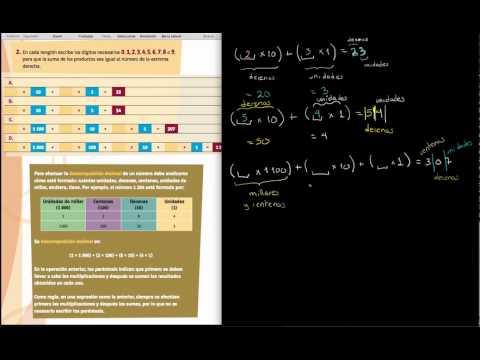 Solucion problema pag.12 Mate 4o grado - YouTube