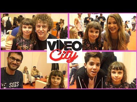 [VLOG] Kalys au Video City Paris - Studio Bubble Tea visiting Video City Con