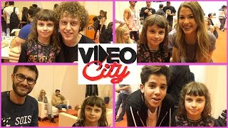 [VLOG] Kalys au Video City Paris - Studio Bubble Tea visiting Video City Con