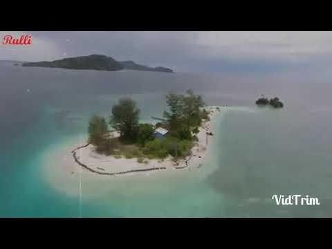 Keindahan Pulau Pagama Kabupaten Kepulauan Sula Youtube