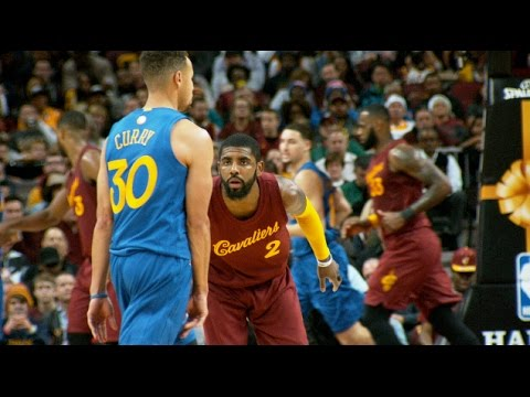 Best Of Phantom: Cleveland Cavaliers vs Golden State Warriors Christmas Day Rematch   12.25.16
