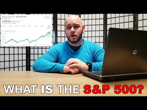 what-is-the-s&p-500?