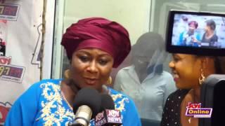 Royal Birthday: Awo Dansoa surprises Nana Ansah as he turns 45