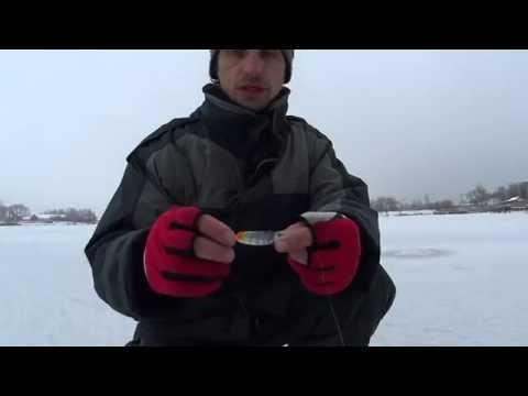 самодельная блесна на щуку для зимней рыбалки