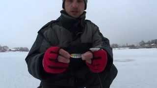 видео Ловля щуки зимой на блесну