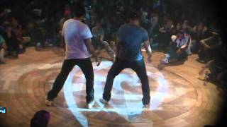 WHO IZ WHO 2011- NELSON et MARVIN  ( pop et  new style judges) by YOUVAL