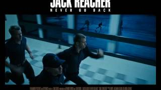 JACK REACHER: NEVER GO BACK L PAYOFF LIVING ONE SHEET L OUAD