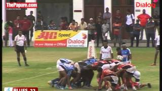 ThePapare All Star Rugby Encounter 2014 - Colombo BLUES vs Kandy REDS