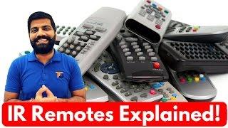 IR Remotes Explained | Control Everything!!!