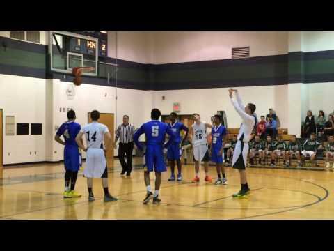 GMC Hoops Highlights--March 4, 2015--No. Brunswick @ Colts Neck--CJ Group 4 Quarterfinals