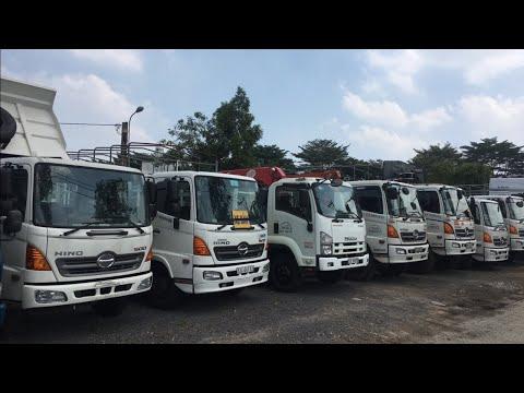 Mua Bán Xe Tải Cũ Qua Sử Dụng Tại Q12, Tp.hcm: Các Dòng Thương Hiệu Hyundai, Hino, Isuzu, Fuso...