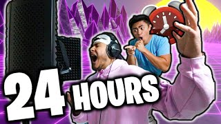 Making VIRAL TikTok Song in 24 Hours (VIBE)