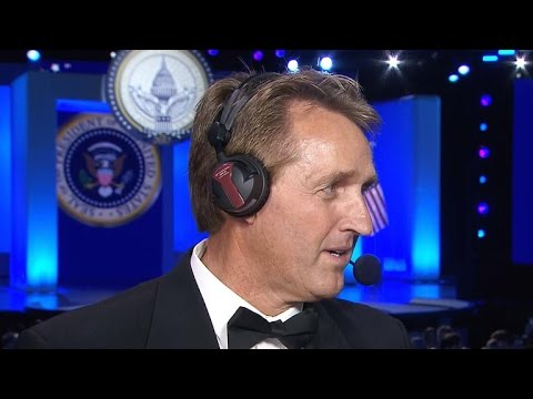 Sen. Jeff Flake interview
