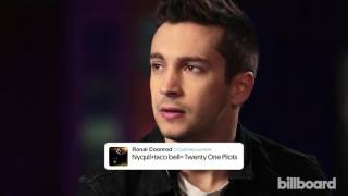 Twenty One Pilots Read Their Fans Sweet Tweets