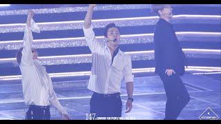 SuperJunior siwon black Suit Sorry Sorry 슈퍼주니어 시원 쏘리쏘리 190824 4k BY 147Company 직캠 fancam
