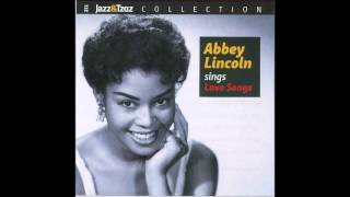 Watch Abbey Lincoln Its Magic video