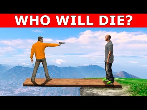 GTA 5 Riddles Only People with High IQ Can Solve