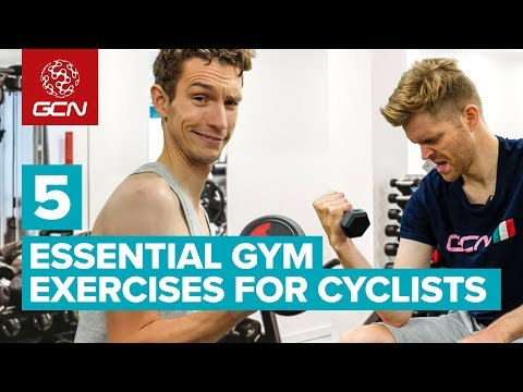 5 Essential Gym Exercises For Weedy Road Cyclists