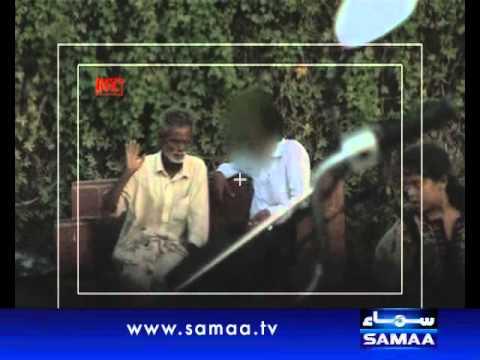 Khufia Operation September 08, 2012 SAMAA TV 1/2