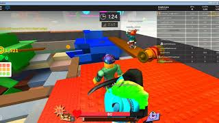 ROBLOX Bomb Survival (With Hi The Pig) Bekam Nuked!