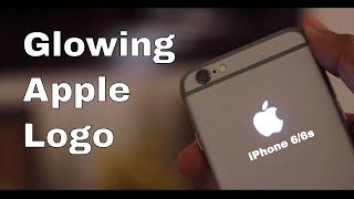 Install Glowing Apple Logo on iPhone 6/6s | Raghav Sharma