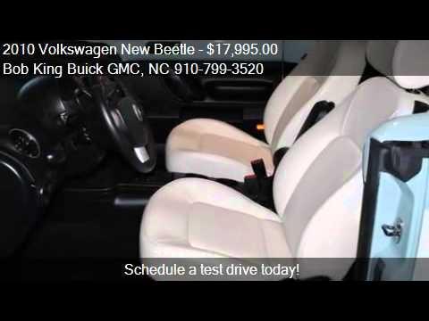 2010 Volkswagen New Beetle 2.5L - for sale in Wilmington, NC