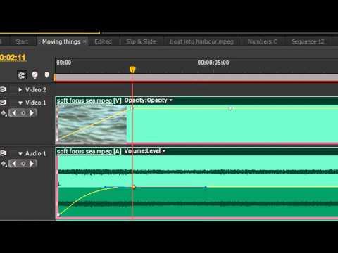 Premiere Pro CS6 Techniques: 46 The Pen Tool