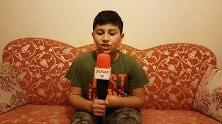 FARHAN MIR PROMOTING JKNAP TV LIVE & JKNAP WEBSITE
