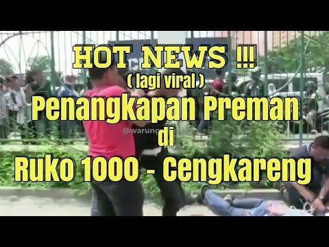 Dramatis!! Penangkapan Preman Di Ruko 1000