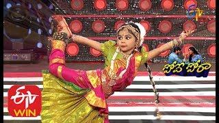Pove Pora Jashnavi Performance 16th November 2019 ETV Plus