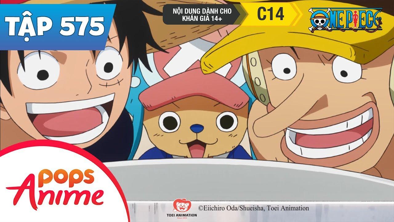 One Piece Tập 575 - Chương Tham Vọng Của Z. Người Khổng Lồ Tí Hon Lily! - Đảo Hải Tặc