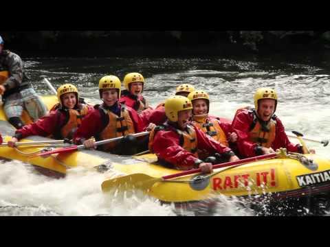 Kaitiaki Adventures Rafting Rotorua