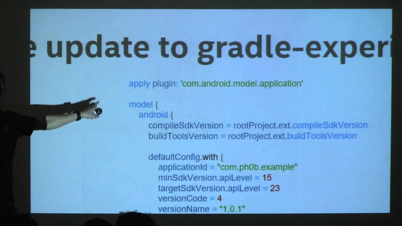 The Android NDK and its new support in Android Studio/gradle-experimental  plugin (en) - Xavier Halla
