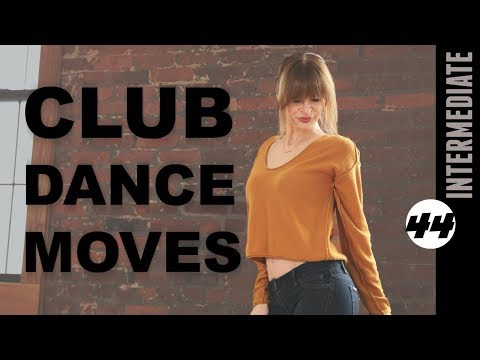 Body Roll Mix Club Dance Moves Tutorial For Beginners 44