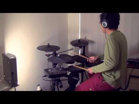 L'arc en ciel - Stay Away (drum cover) by Budi Fang