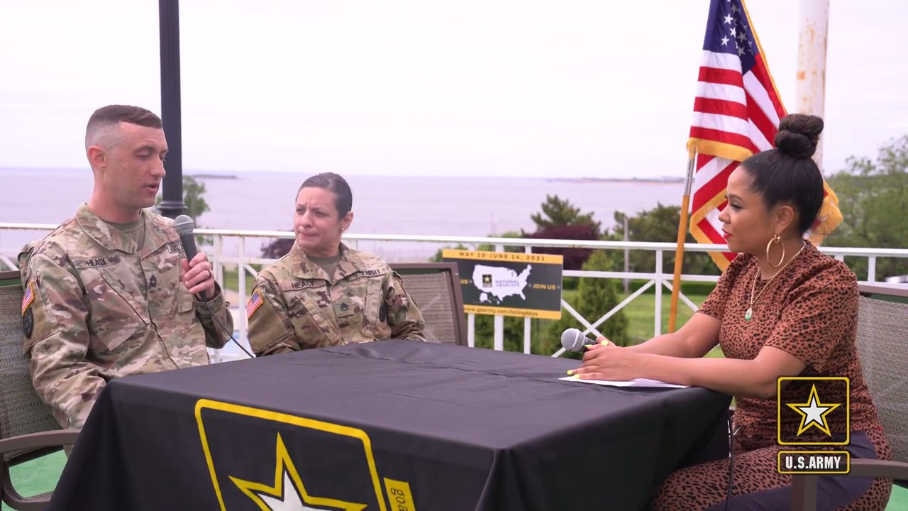 US Army MythBusters with Angela Yee & NYC's Recruiting Battalion: Family Life + Serving In The Army