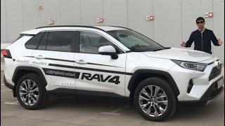 Toyota Rav4 2020 (Qaz kolik)