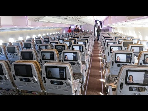 INAUGURAL SINGAPORE AIRLINES Airbus A350XWB (Economy) | Stockholm - Moscow
